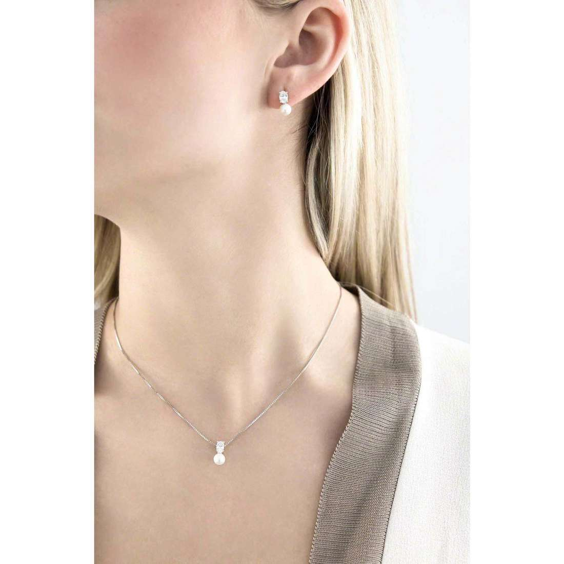 GioiaPura colliers femme 33856-01-00 indosso