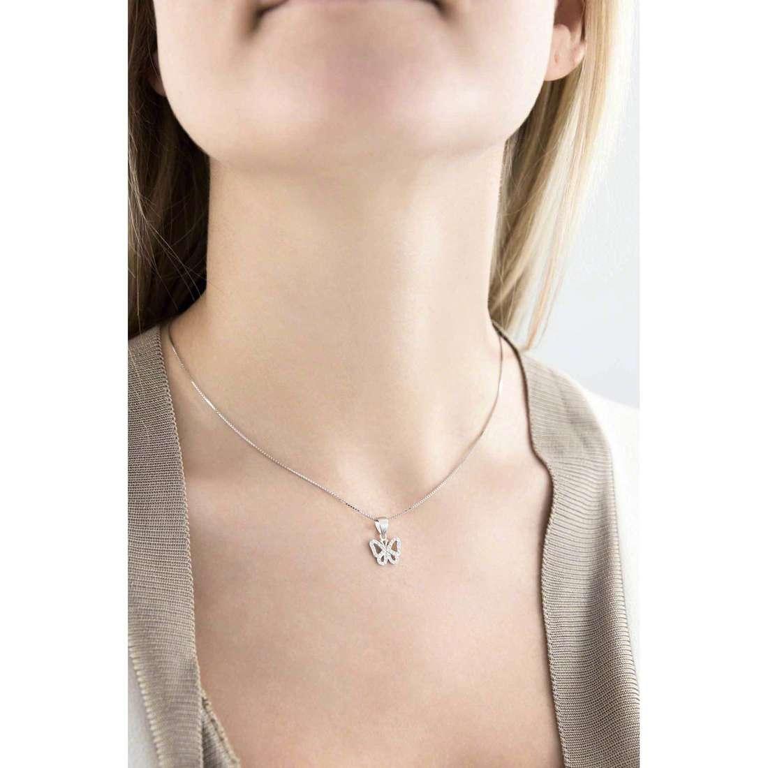 GioiaPura colliers femme 36657-01-00 indosso