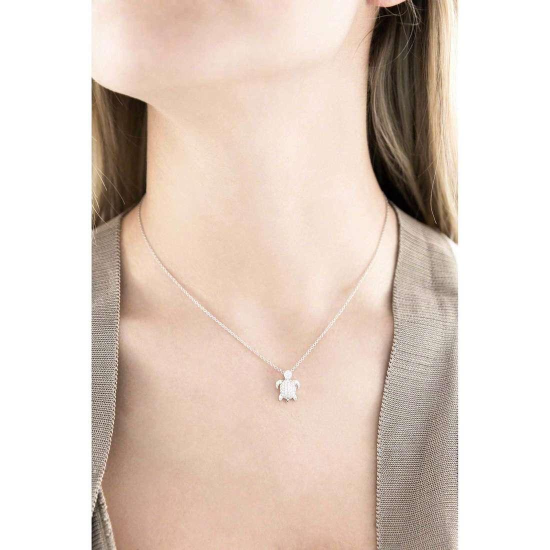 GioiaPura colliers femme 37587-01-00 indosso