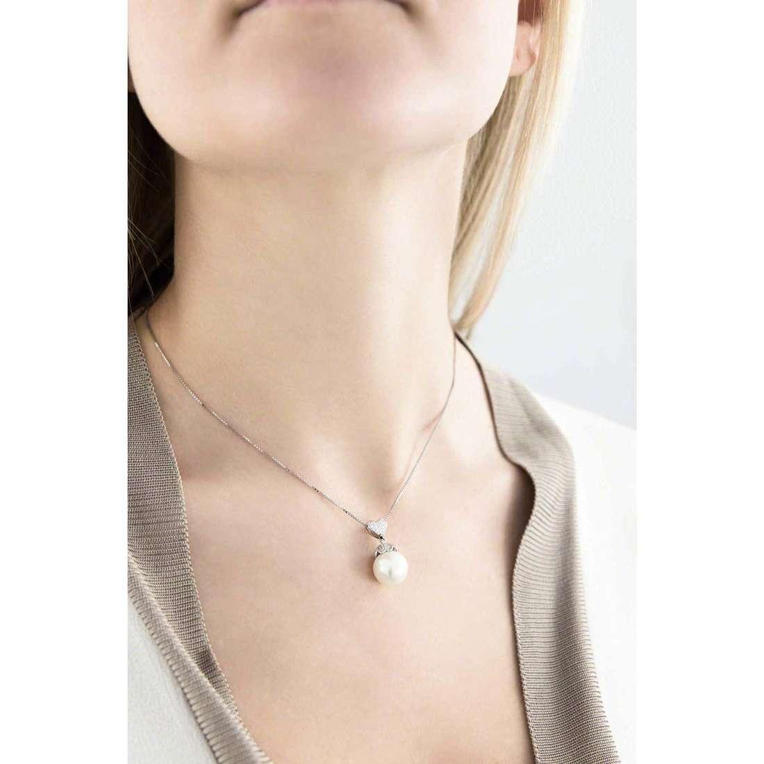 GioiaPura colliers femme 37932-01-00 indosso