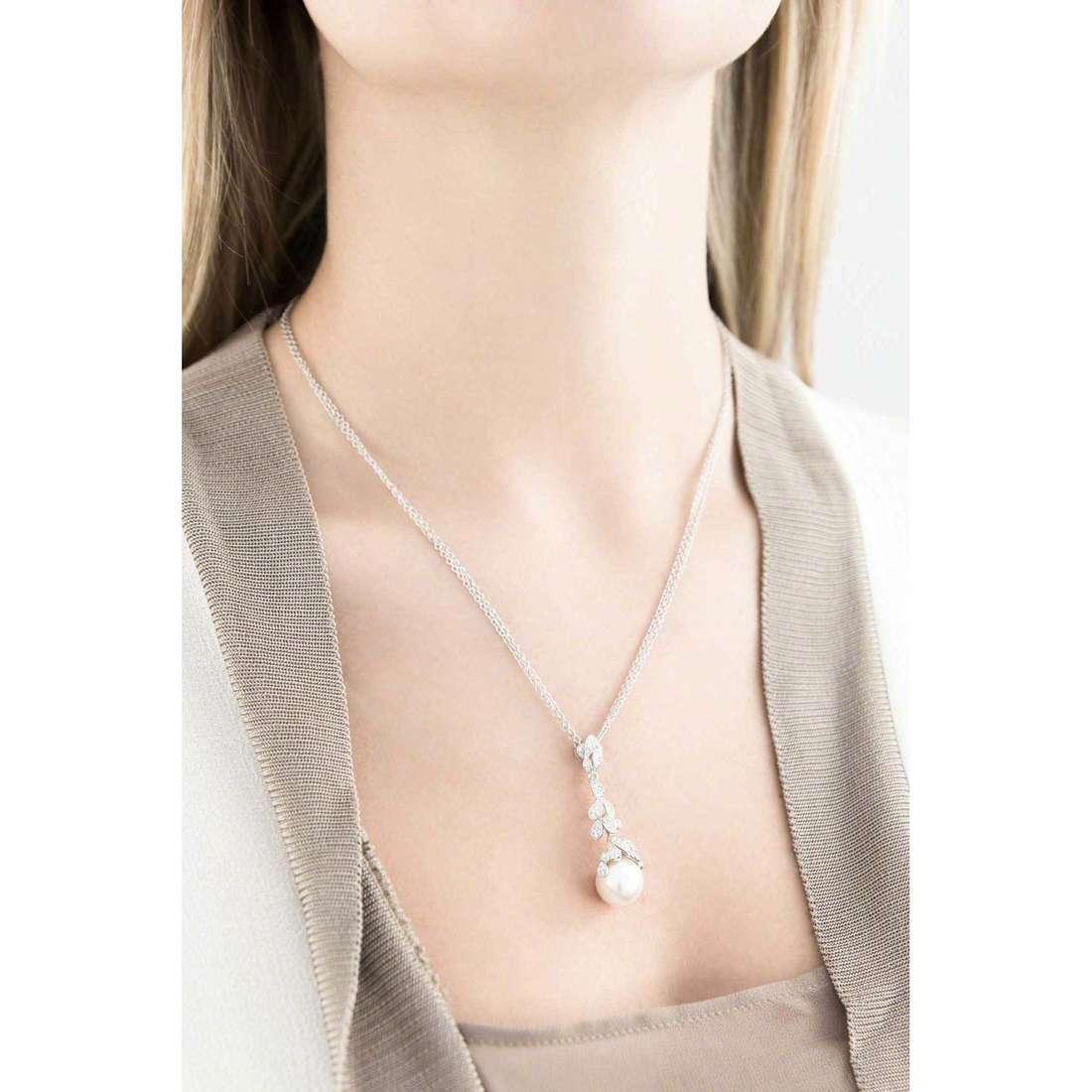 GioiaPura colliers femme 38324-01-00 indosso