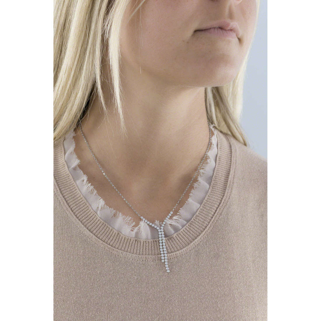 GioiaPura colliers femme GPSRSCL0622 indosso