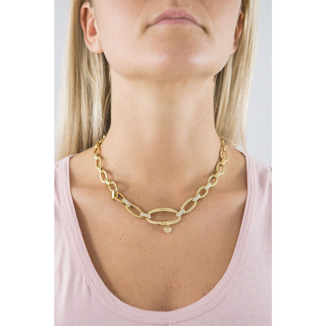 Liujo colliers Dolceamara femme LJ832 indosso