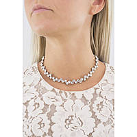 collier femme bijoux Luca Barra LBCK731