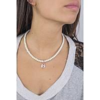 collier femme bijoux Luca Barra LBCK773