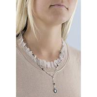collier femme bijoux Marlù Sacral Dark 13CO021N