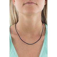 collier femme bijoux Morellato Black & White SCZB8