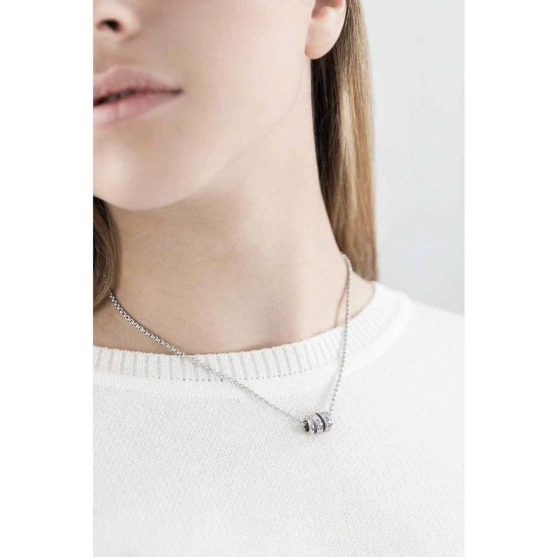 Morellato colliers Drops femme SCZ253 indosso