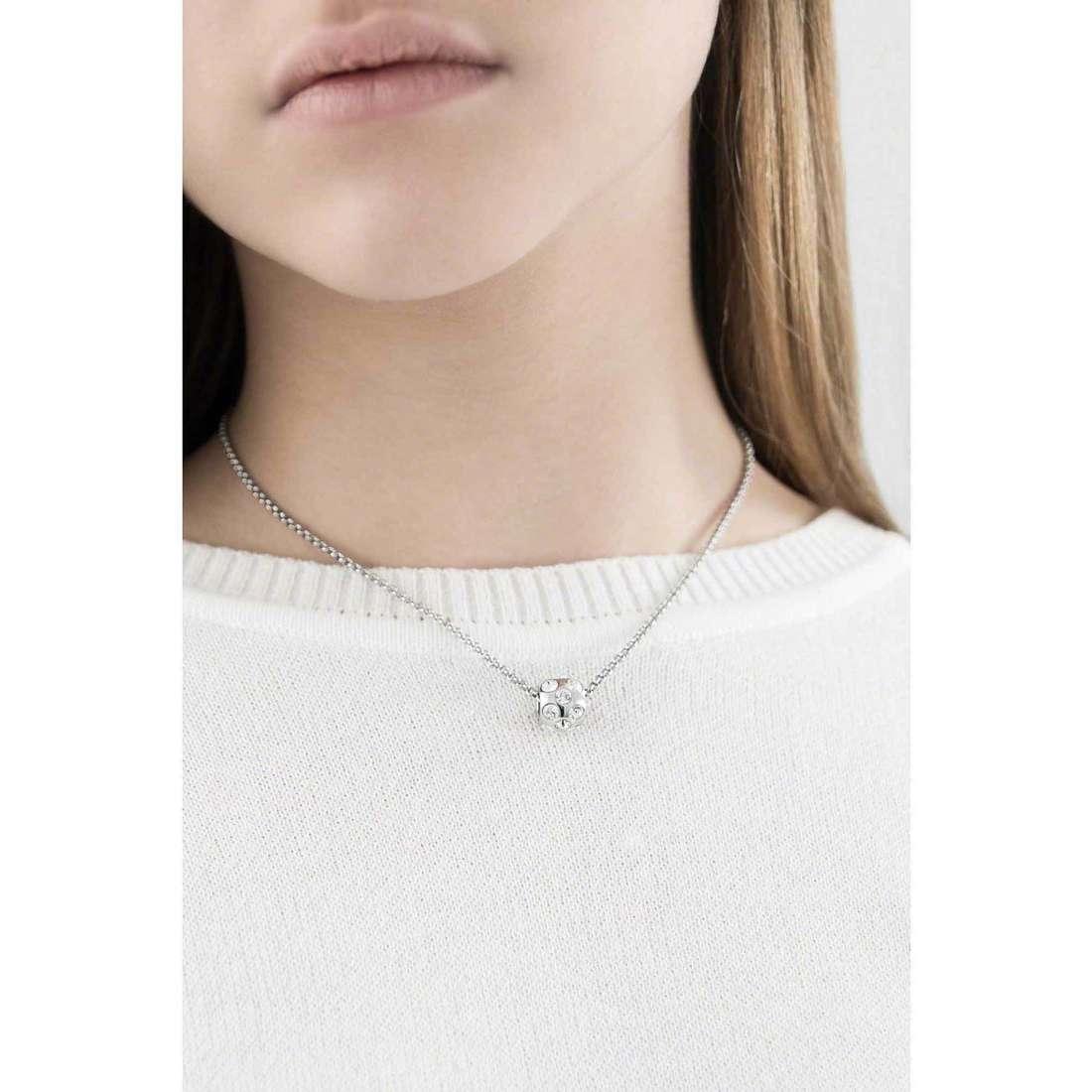 Morellato colliers Drops femme SCZ667 indosso