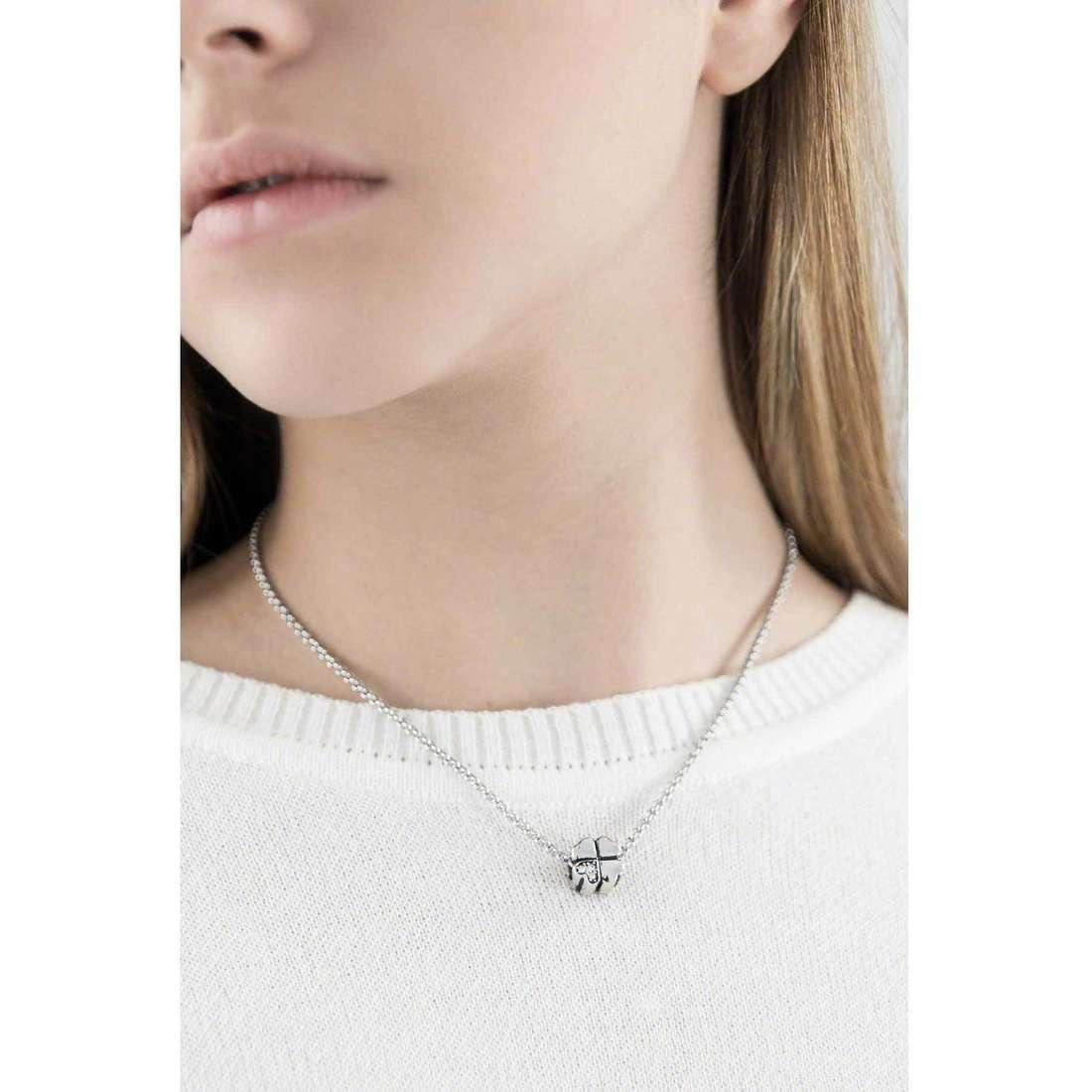 Morellato colliers Drops femme SCZ669 indosso