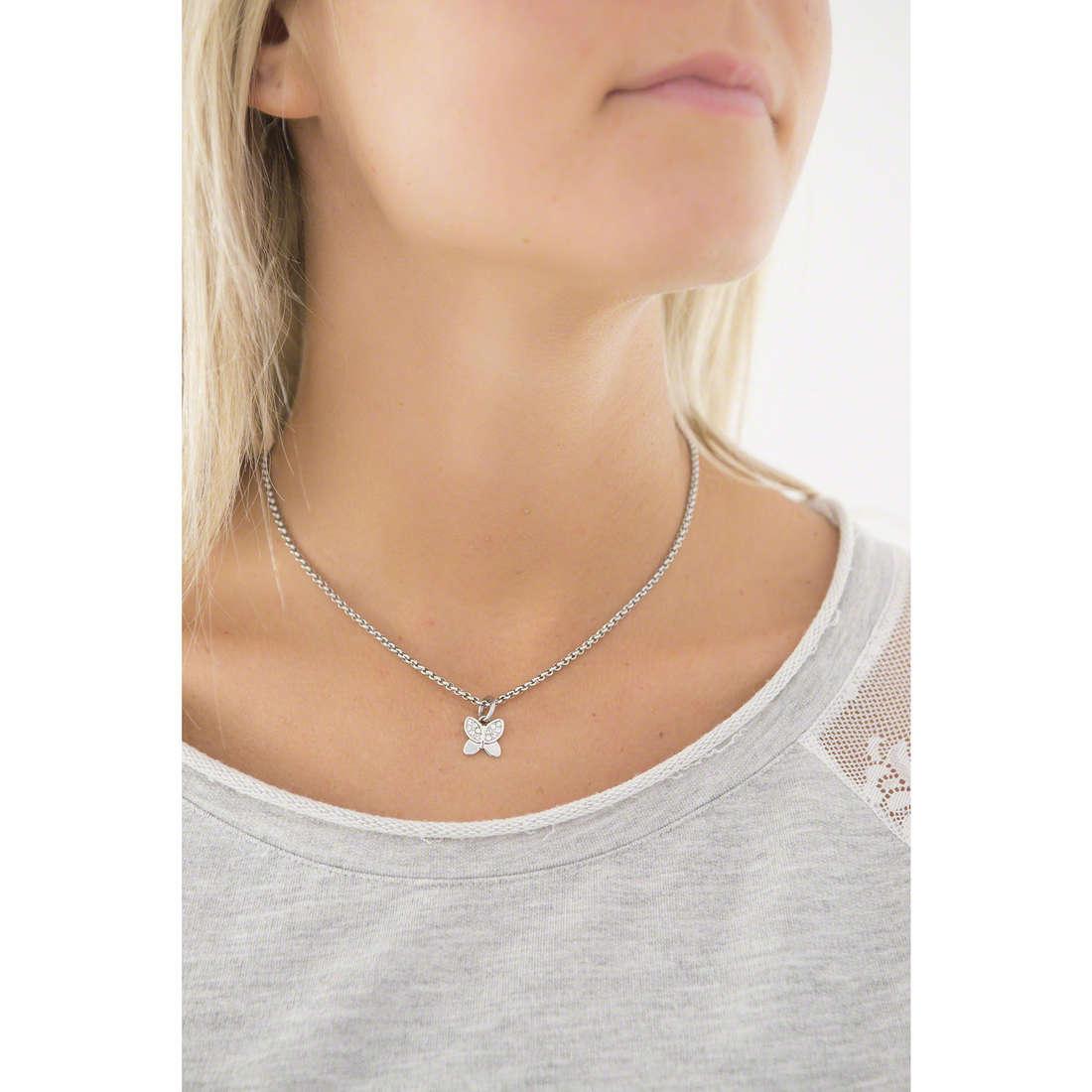 Morellato colliers Drops femme SCZ733 indosso