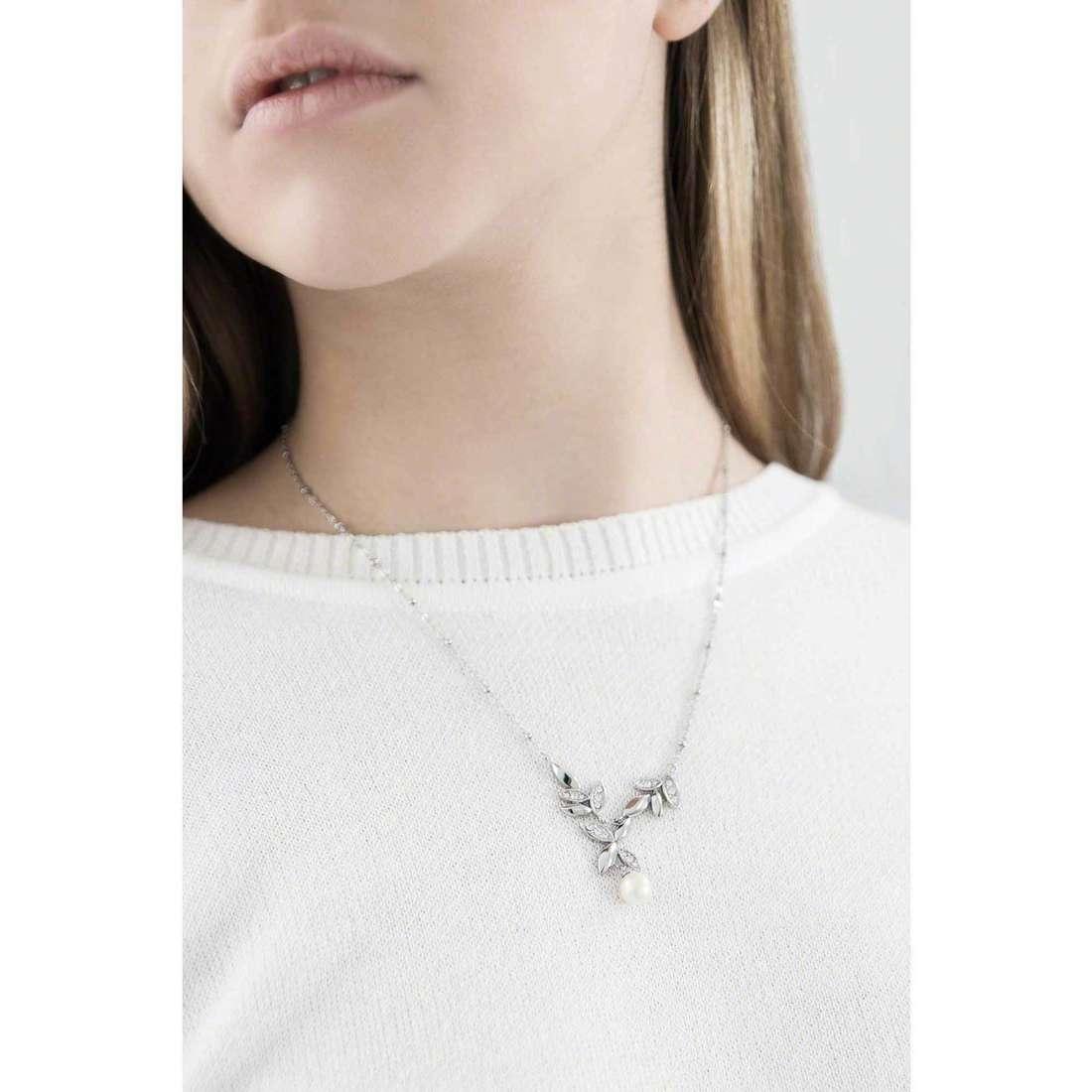 Morellato colliers Gioia femme SAER18 indosso