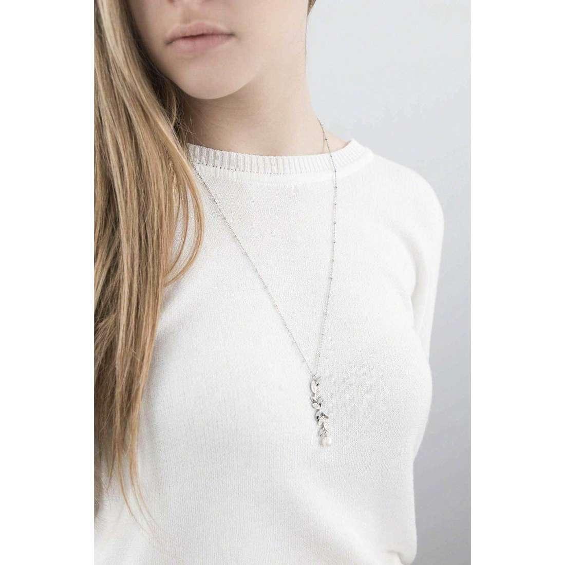 Morellato colliers Gioia femme SAER19 indosso