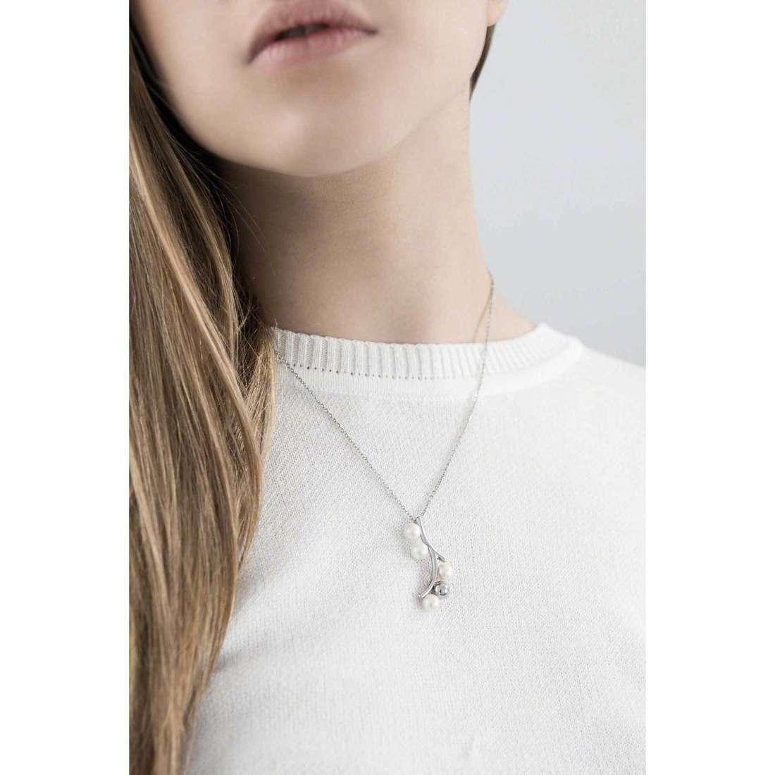 Morellato colliers Lunae femme SADX06 indosso
