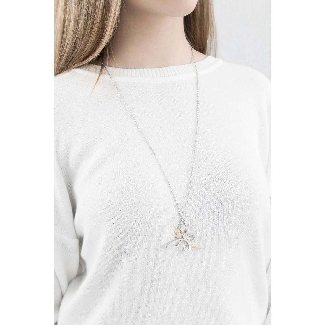 Sagapò colliers Fairy femme SAGAPOSFA02 indosso