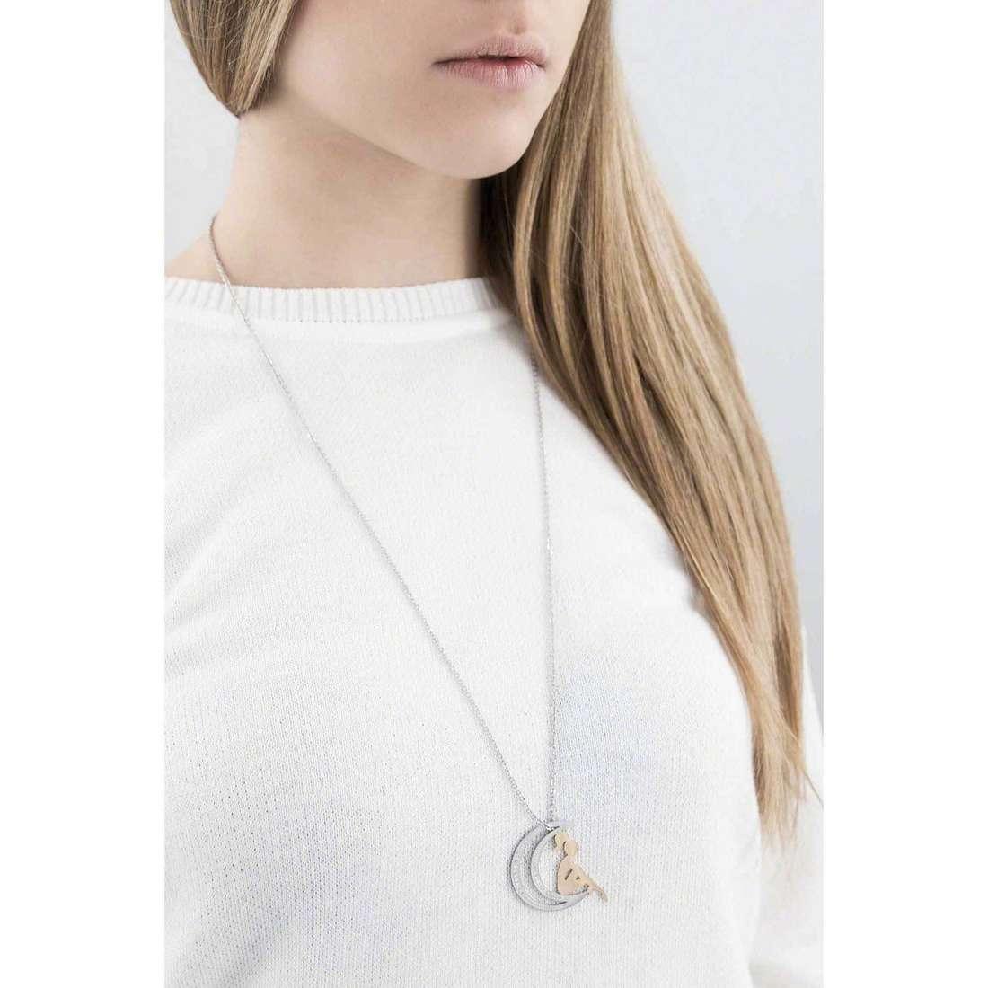 Sagapò colliers Fairy femme SAGAPOSFA03 indosso