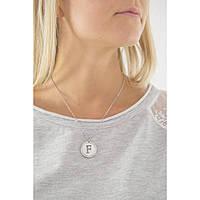 collier femme bijoux Sagapò LetteRing SLR06