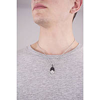 collier homme bijoux 4US Cesare Paciotti Kiss 4UCL1048