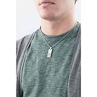 collier homme bijoux Breil HighVoltage TJ1413