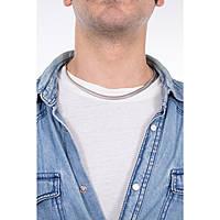 collier homme bijoux Breil Viper TJ2249