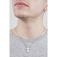 collier homme bijoux Brosway Private BMV04
