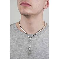 collier homme bijoux Cesare Paciotti Faith JPCL1108B