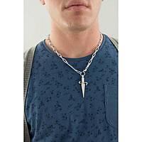 collier homme bijoux Cesare Paciotti JPCL0116B