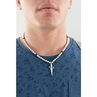 collier homme bijoux Cesare Paciotti JPCL0190B