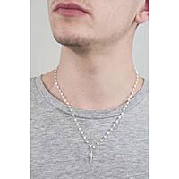 collier homme bijoux Cesare Paciotti JPCL1195B