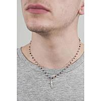 collier homme bijoux Cesare Paciotti JPCL1203B