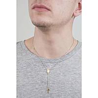 collier homme bijoux Cesare Paciotti JPCL1238B