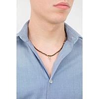 collier homme bijoux Cesare Paciotti Line JPCL1127B