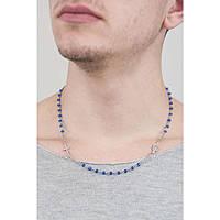 collier homme bijoux Luca Barra LBCL183