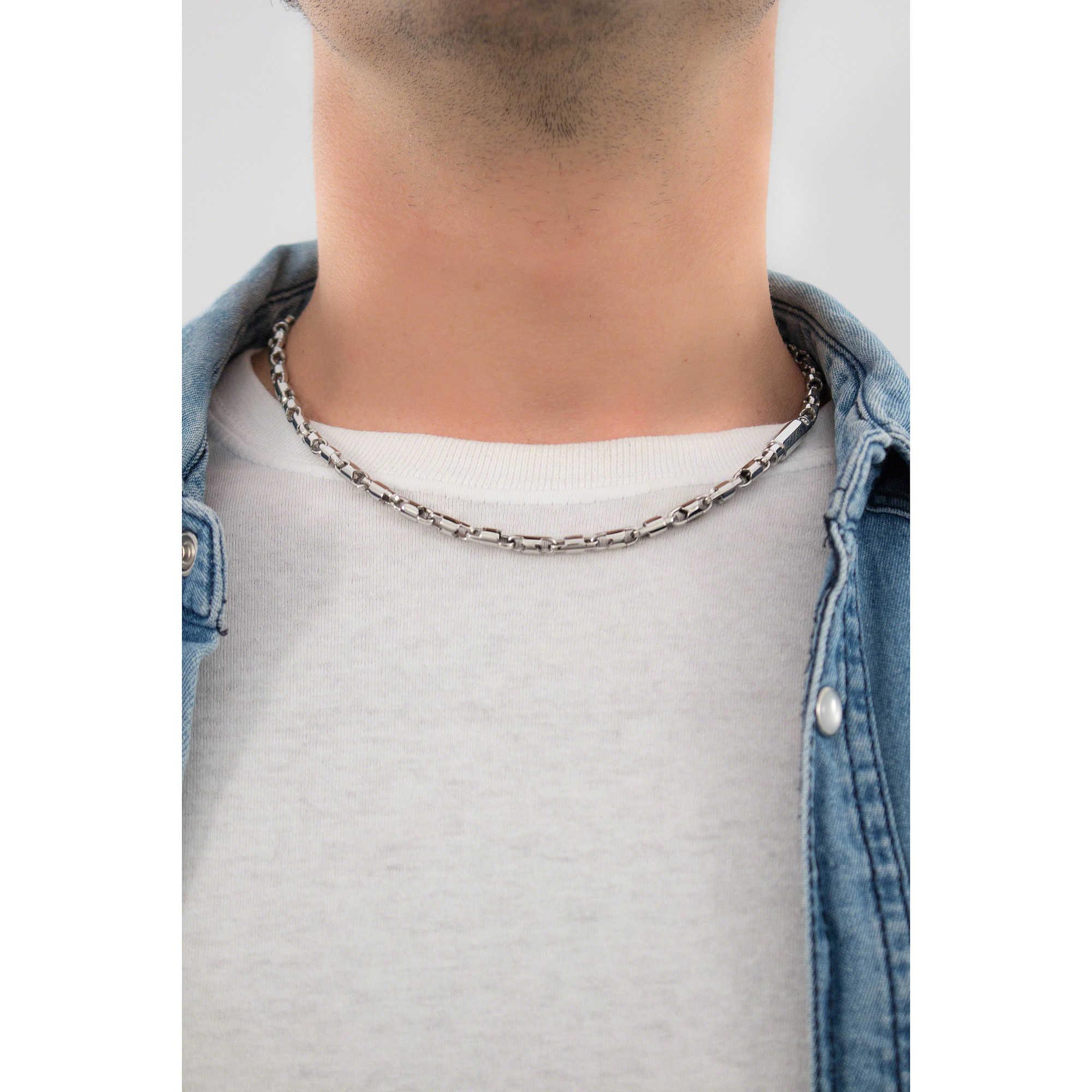 collier homme morellato