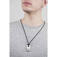 collier homme bijoux Police Carver S14AGN03P