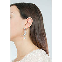 ear-rings woman jewellery 2Jewels Moon 261115
