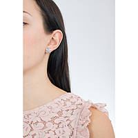ear-rings woman jewellery 4US Cesare Paciotti 4UOR1452W