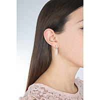 ear-rings woman jewellery Ambrosia Ambrosia Argento AAO 116