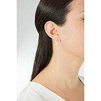 ear-rings woman jewellery Ambrosia Ambrosia Oro AOZ 232