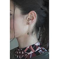 ear-rings woman jewellery Ambrosia Atelier AAO 184