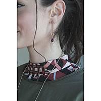 ear-rings woman jewellery Ambrosia Atelier AAO 185