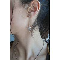 ear-rings woman jewellery Ambrosia Atelier AAO 188