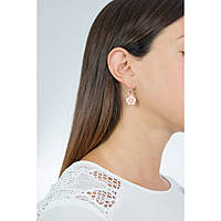 ear-rings woman jewellery Ambrosia Boho AAO 128