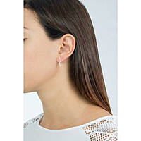 ear-rings woman jewellery Amen ET