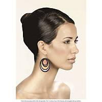 ear-rings woman jewellery Batucada Dancing Circles BTC8-01-03-01BY