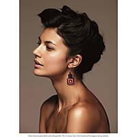 ear-rings woman jewellery Batucada Pythagore BTC12-01-03-01BG