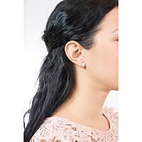 ear-rings woman jewellery Brand Lucky Love 03ER001W
