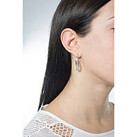 ear-rings woman jewellery Breil Cobra TJ2269