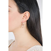 ear-rings woman jewellery Breil Cobra TJ2275