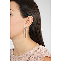 ear-rings woman jewellery Breil Flowing TJ1157